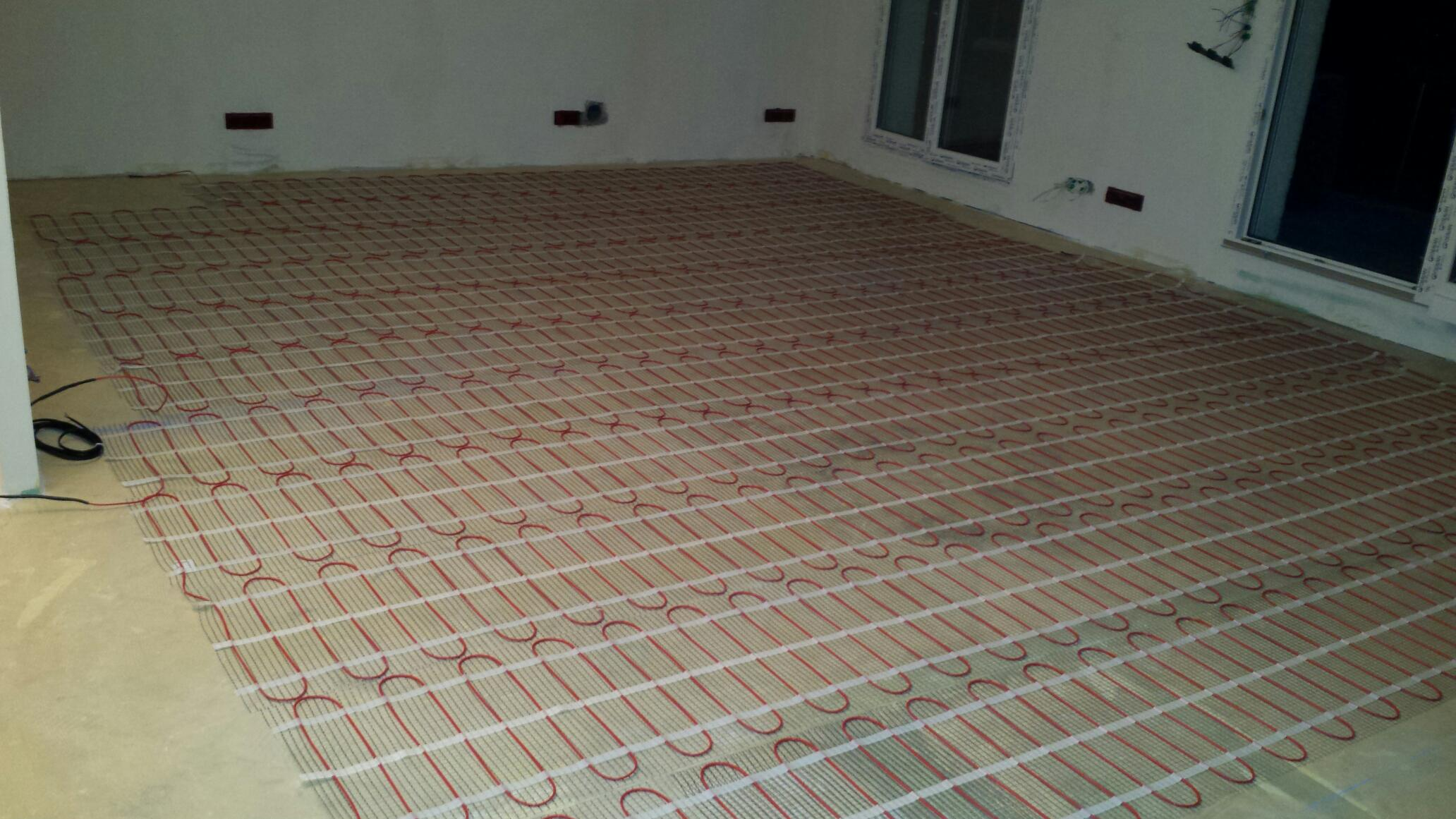 Rénovation rez de chaussé pavillon 140m²